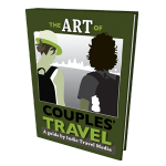 Art of Couples' Travel ebook cover