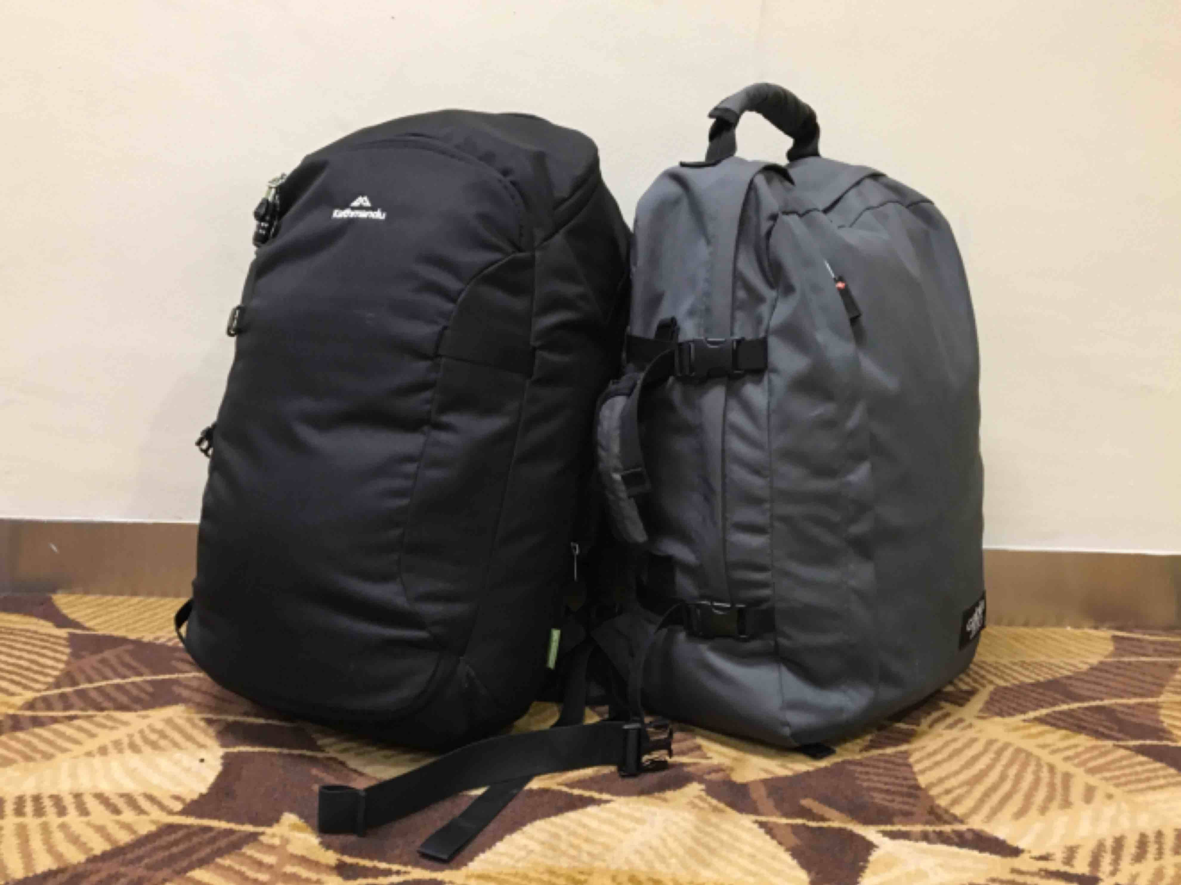 Our larger carry-on bags