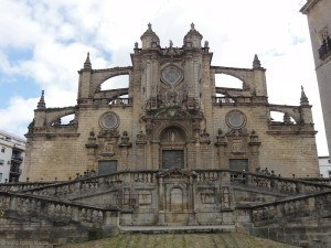 Jerez Cathedral.