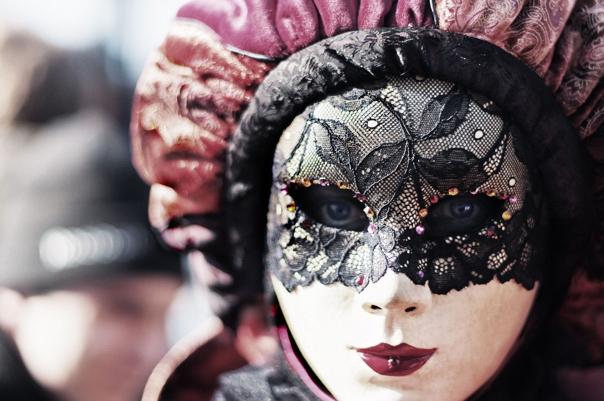Carnival is a great reason to visit Venice in February!