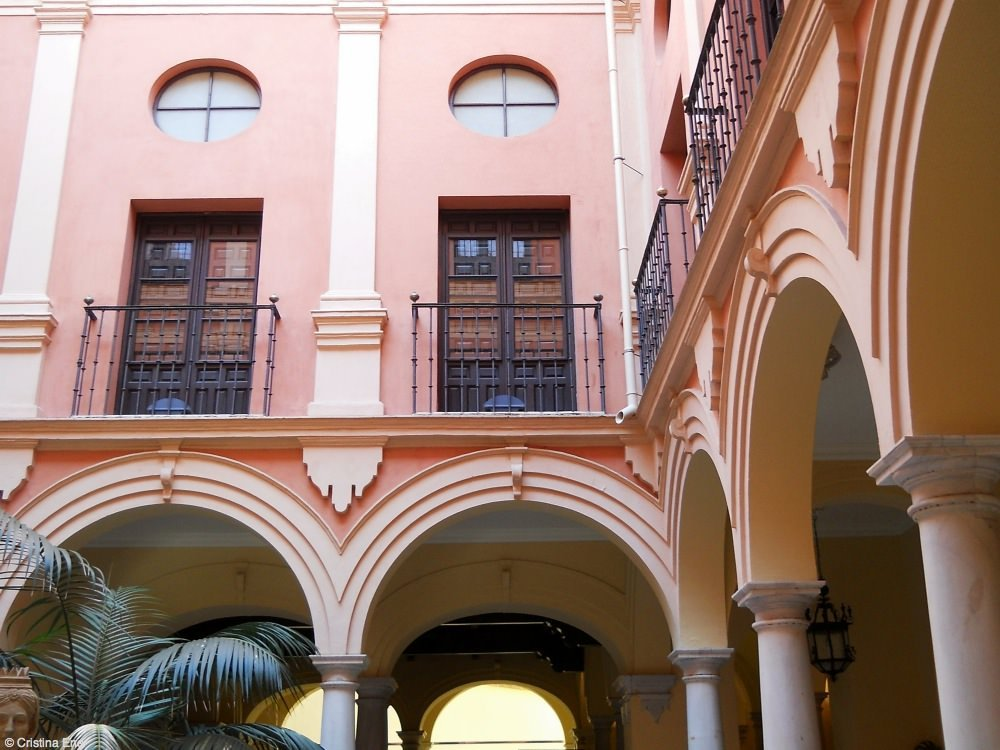 You can get an idea of Málaga's architecture at the museum.