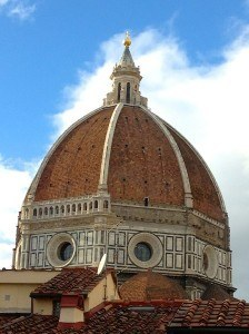 Florence, Italy has one heck of a cathedral in it.