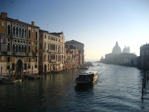 Travel in venice