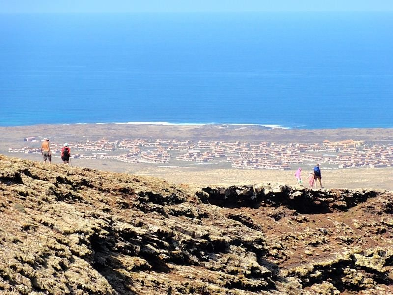 Fuerteventura calderon hondo volcano hike canary islands spain 02