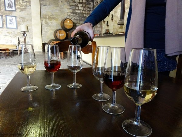 Things to do andalusia bodega winery jerez sherry