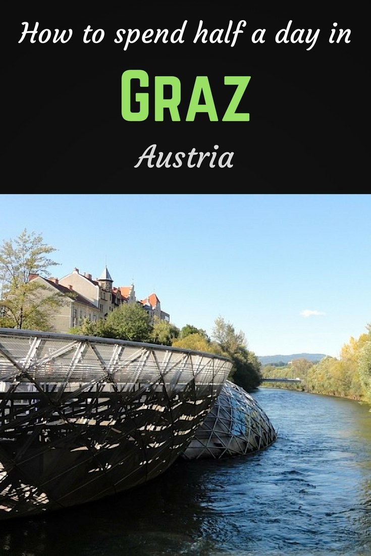 Graz Pinterest pin