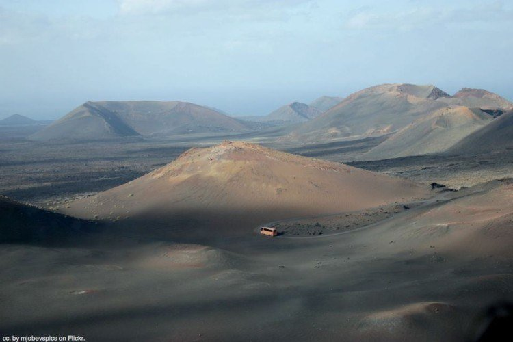 Views of Lanzarote