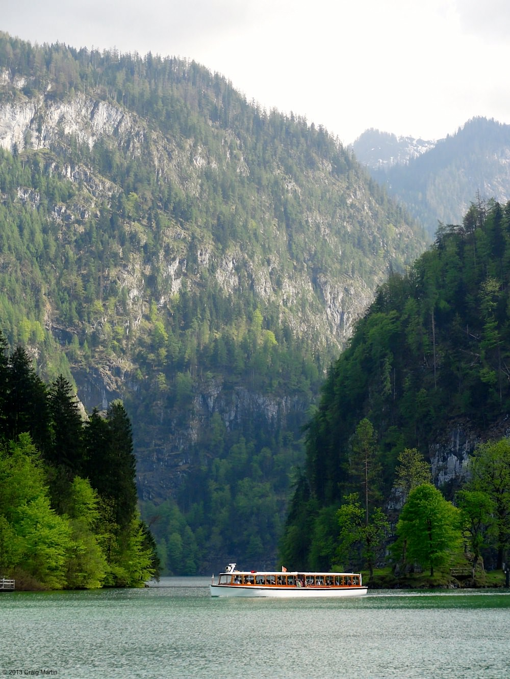 The Konigsee.