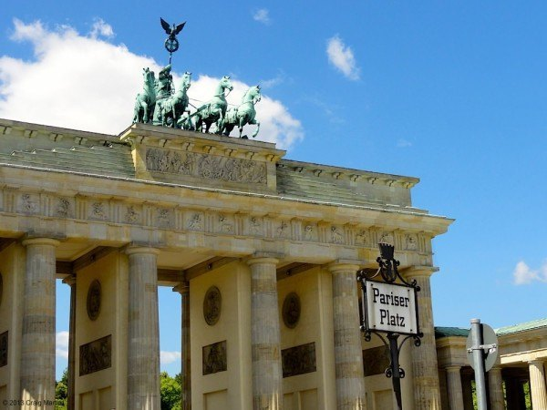 If you fall in love with a place -- like we did with Berlin -- you might want to stay longer.