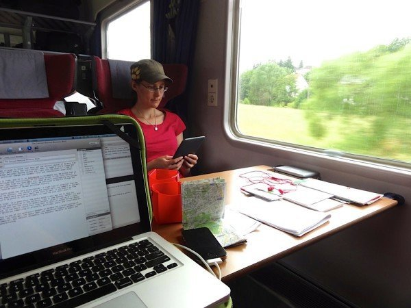 And a whole lot more! But we had to hit the rails with ACPRail and head to Dresden.