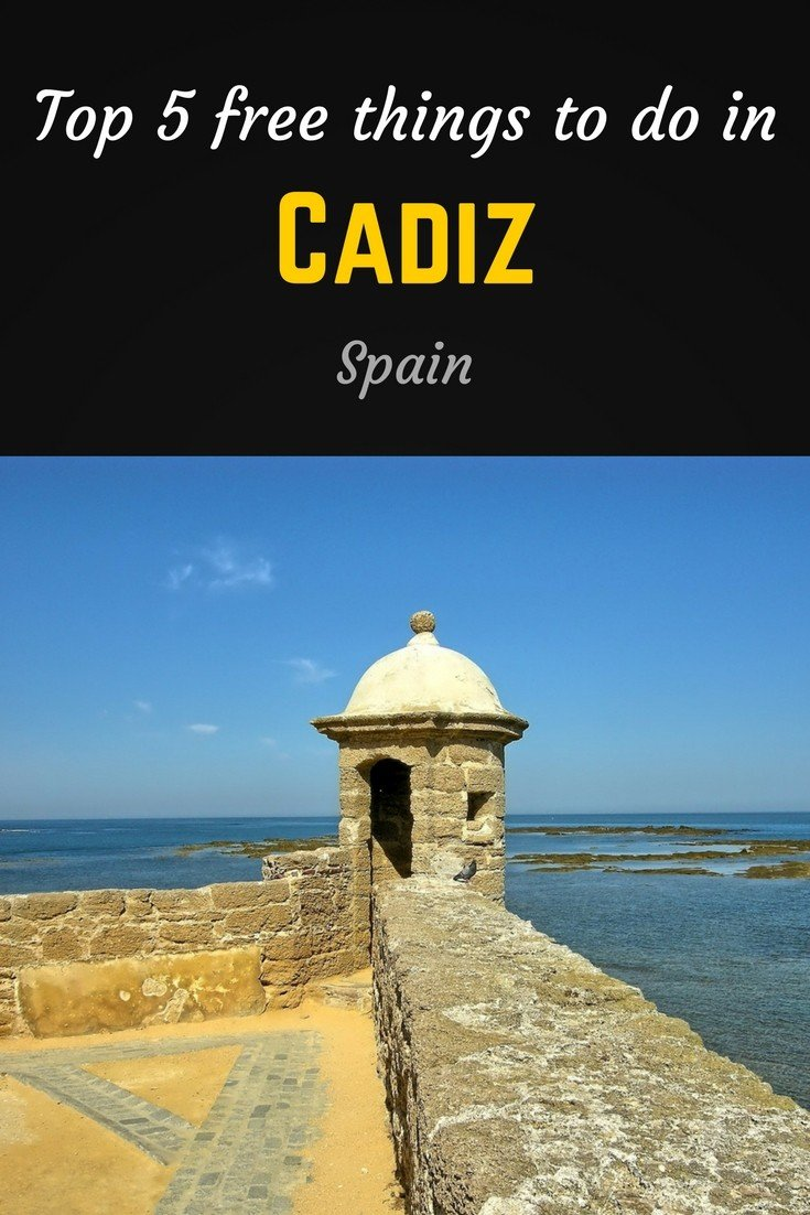 Cadiz Pinterest pin