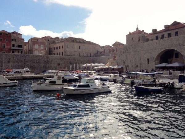 We weren't enamoured by Dubrovnik, but its old town is quite stunning.