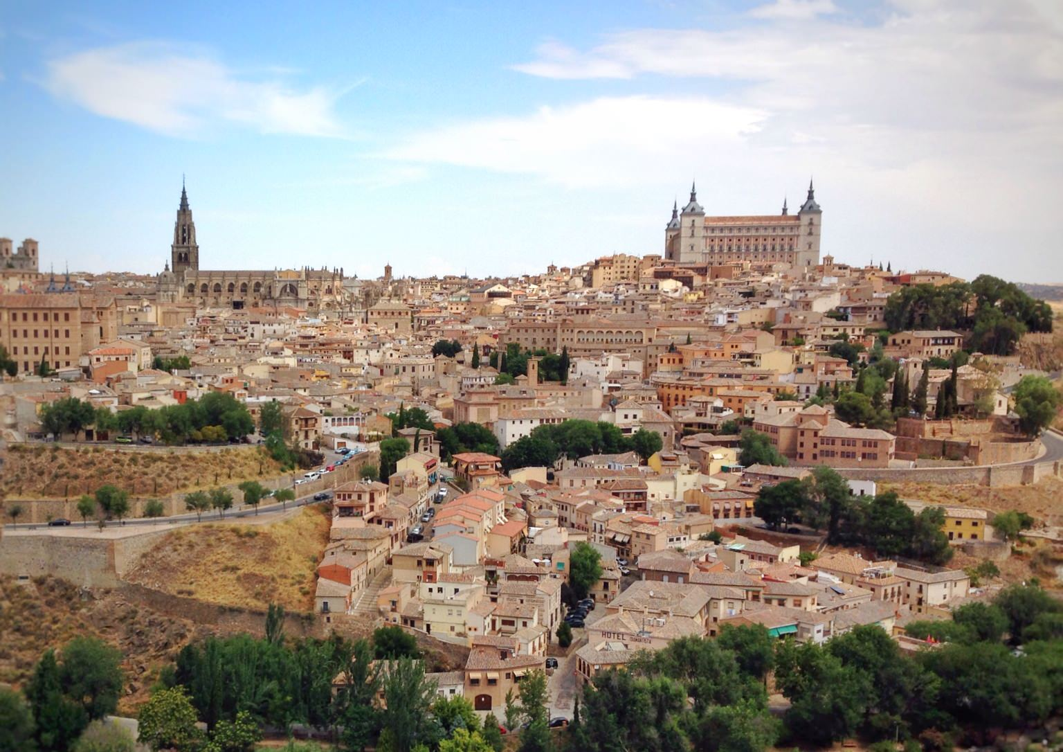 Toledo is such a beautiful city!