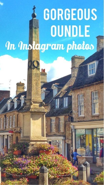 Oundle Pinterest Pin