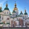 Kiev was gorgeous -- Santa Sophia Cathedral blew us away.