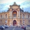 Odessa's opera house is beautiful!