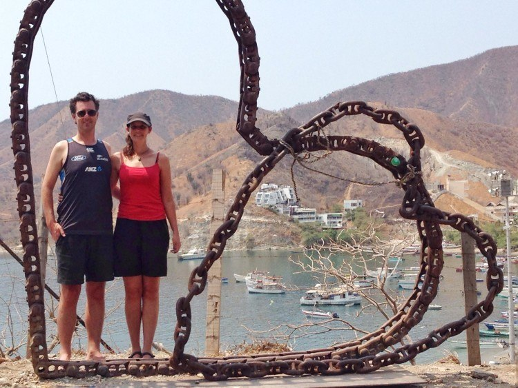 We loved Taganga -- so relaxing!