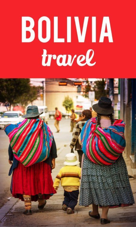 Bolivia travel Pinterest pin