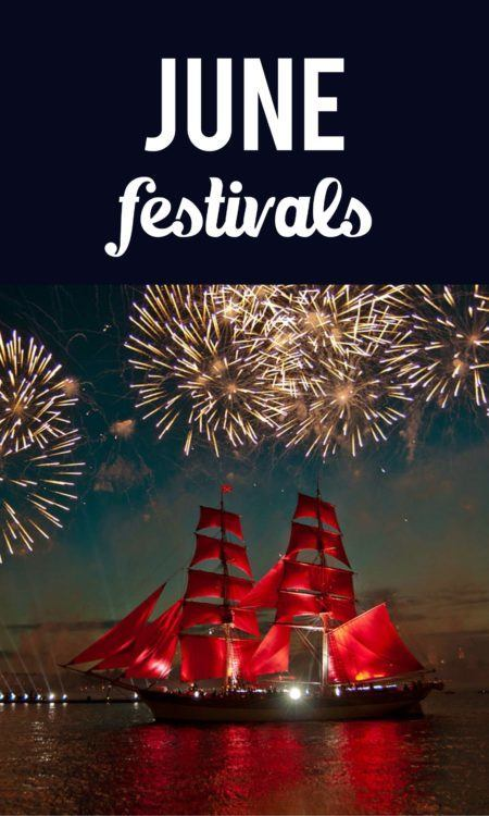 June festivals pinterest pin