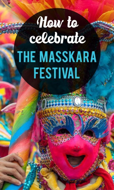 MassKara Pinterest Pin