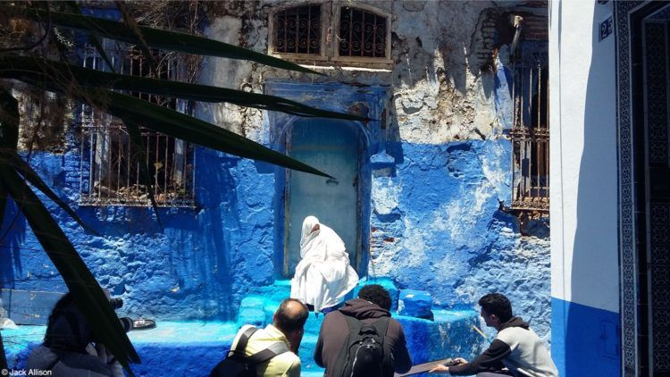 How to celebrate Ramadan in Chefchaouen