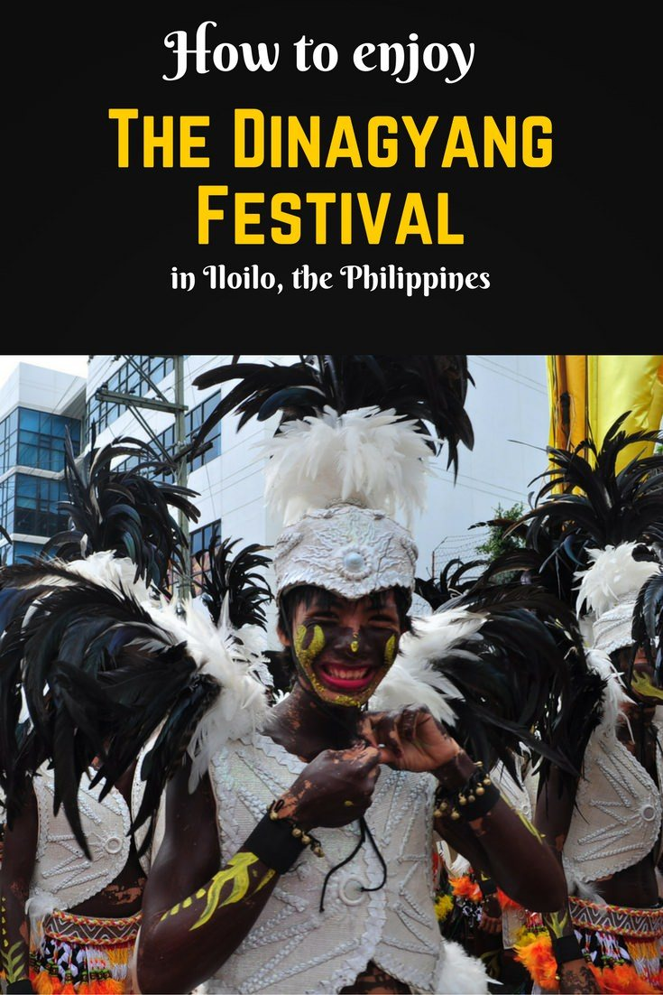 Dinagyang Pinterest Pin