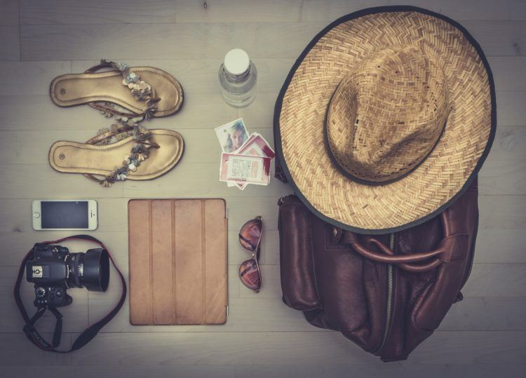 What to pack for a sailing trip