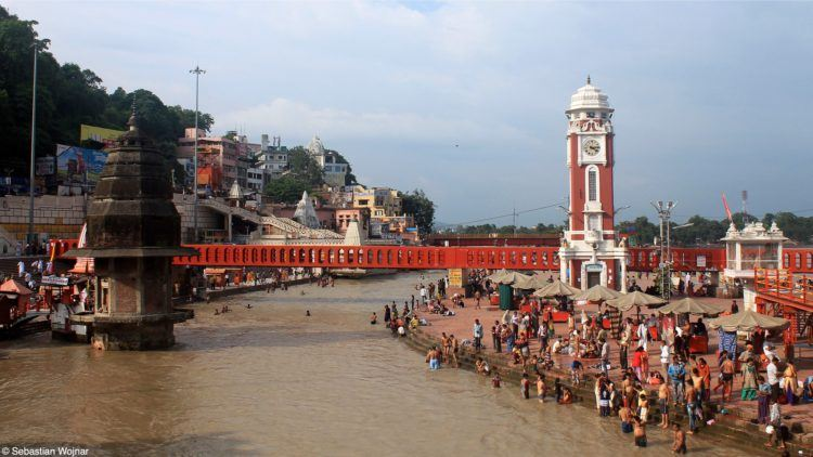 Experience the Ganges in Haridwar, India