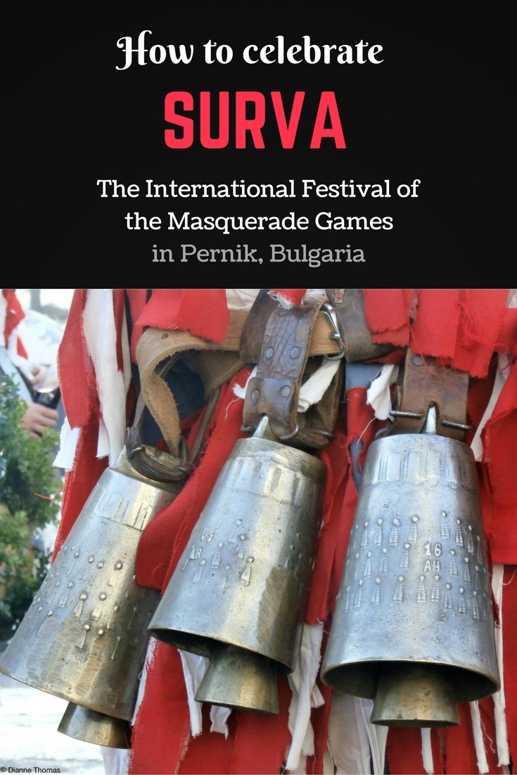 International festival of the masquerade games pin