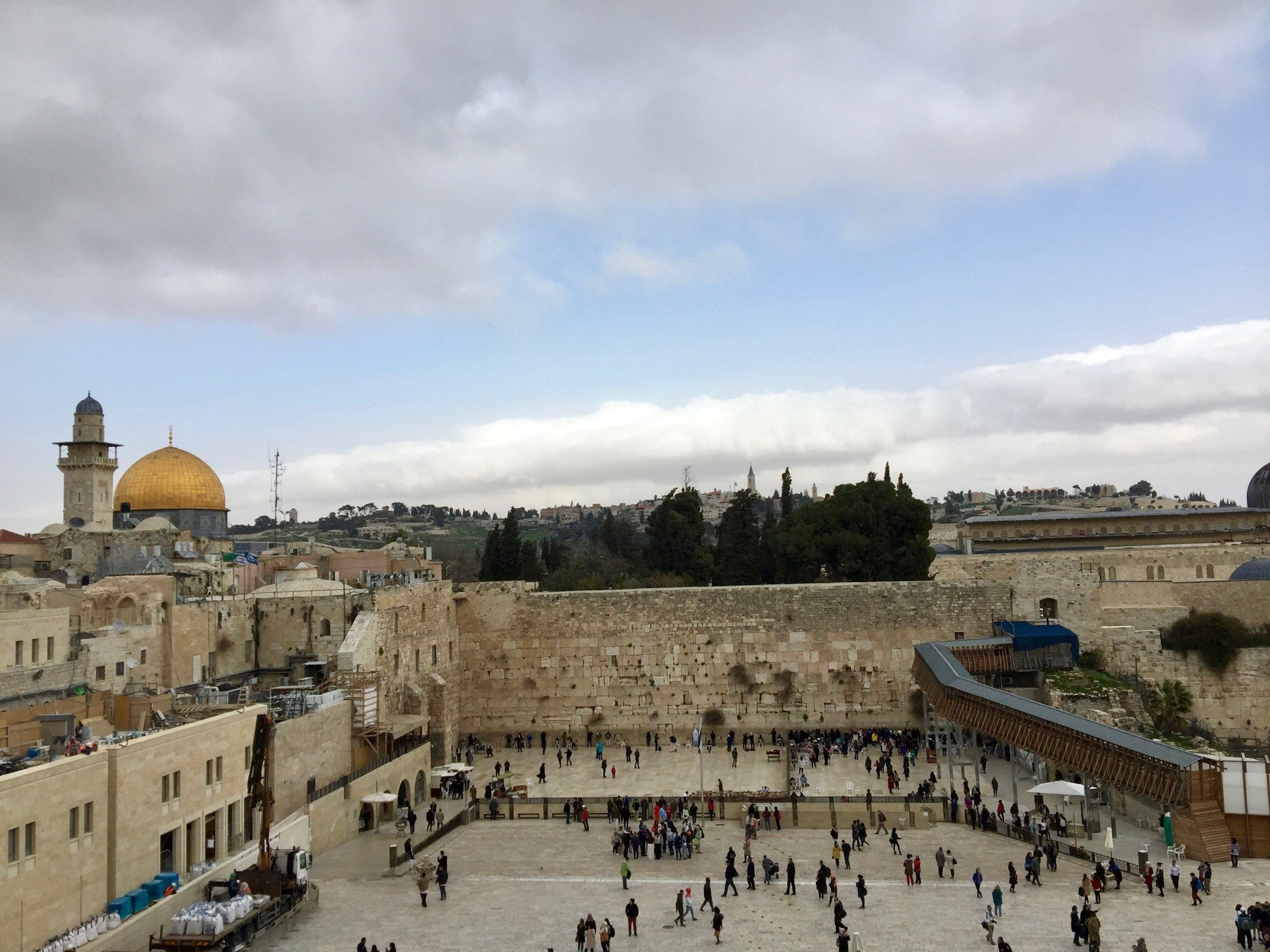 Temple Mount, Dome on the Rock, Western Wall - 24 hours in Jerusalem Israel