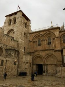 Church of the Holy Sepulchre - 24 hours in Jerusalem Israel - 2