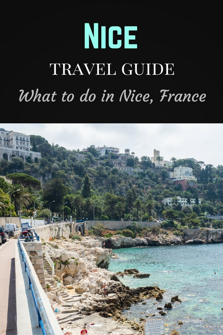 Nice travel guide Pinterest pin