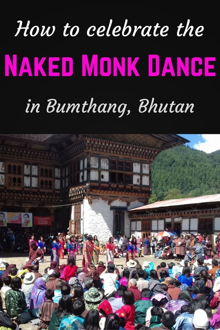 Bhutan Naked Monk Dance