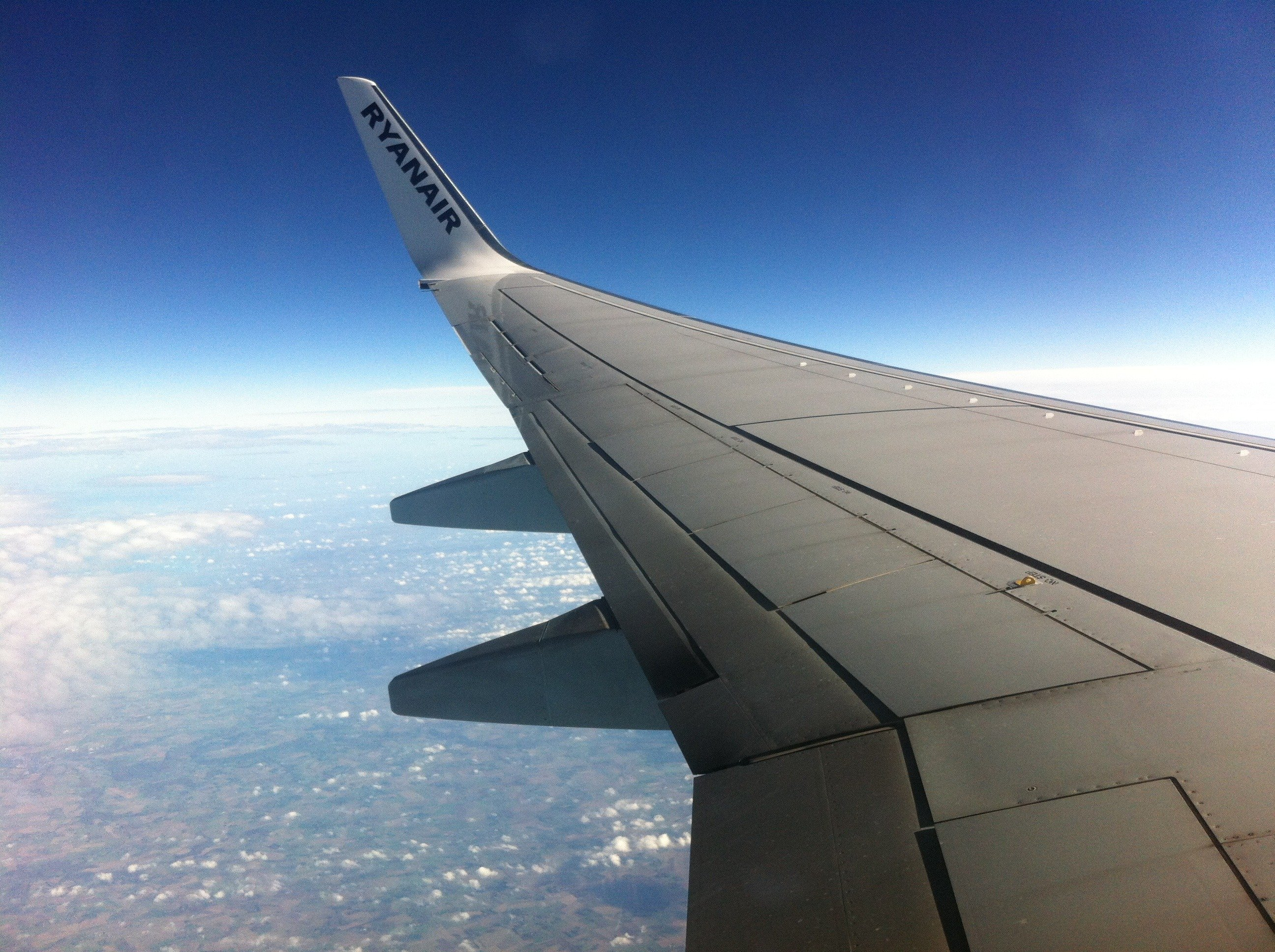 Air travel can be a good choice for travel in Spain.