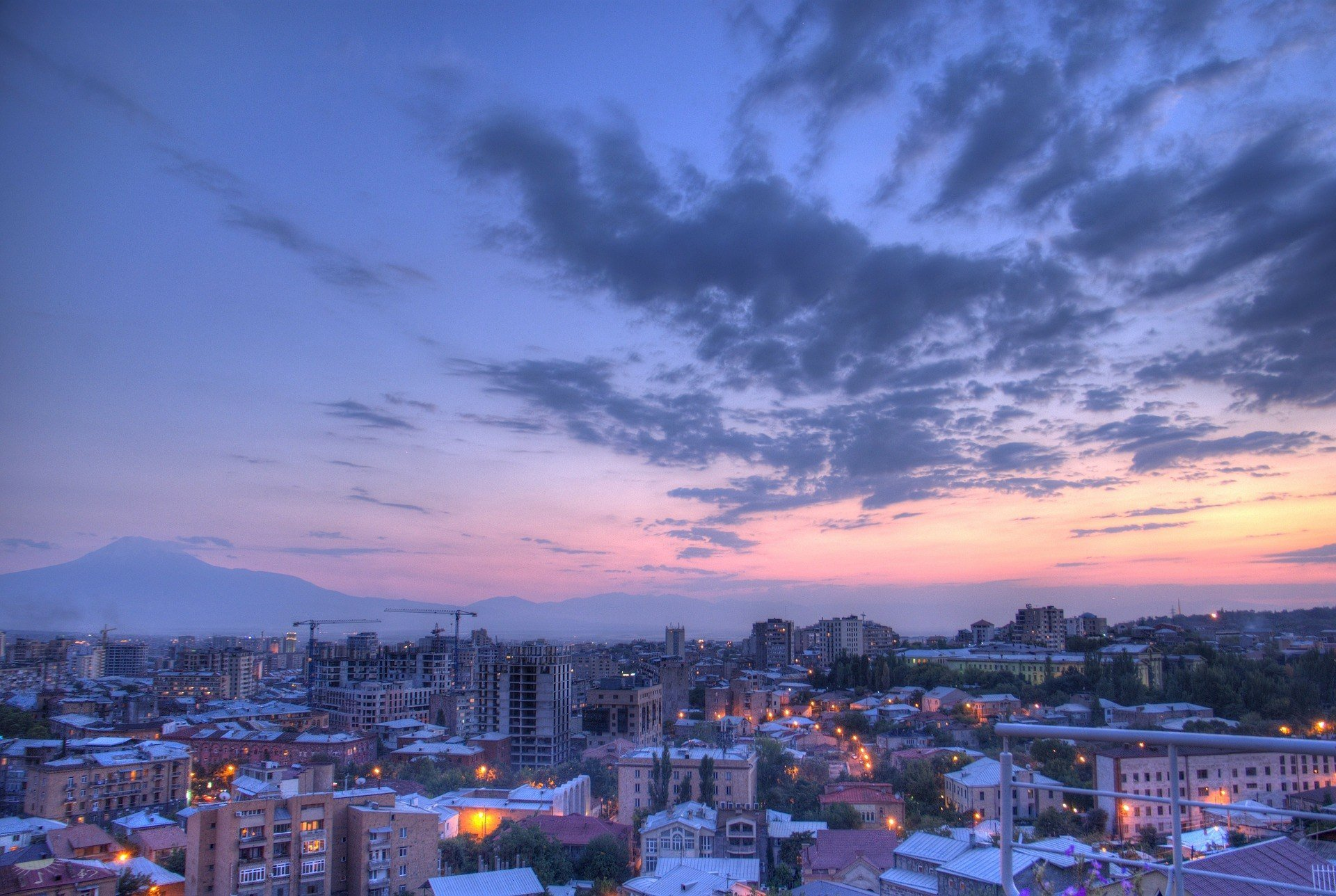 Spend some time in Yerevan, too!