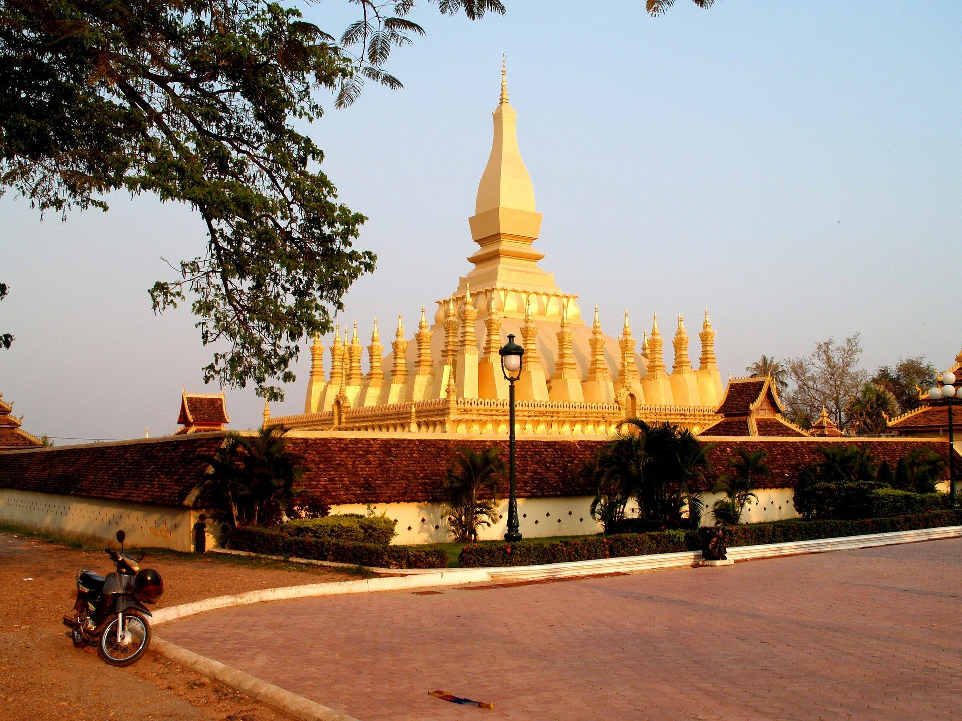 Celebrate the Golden Stupa!