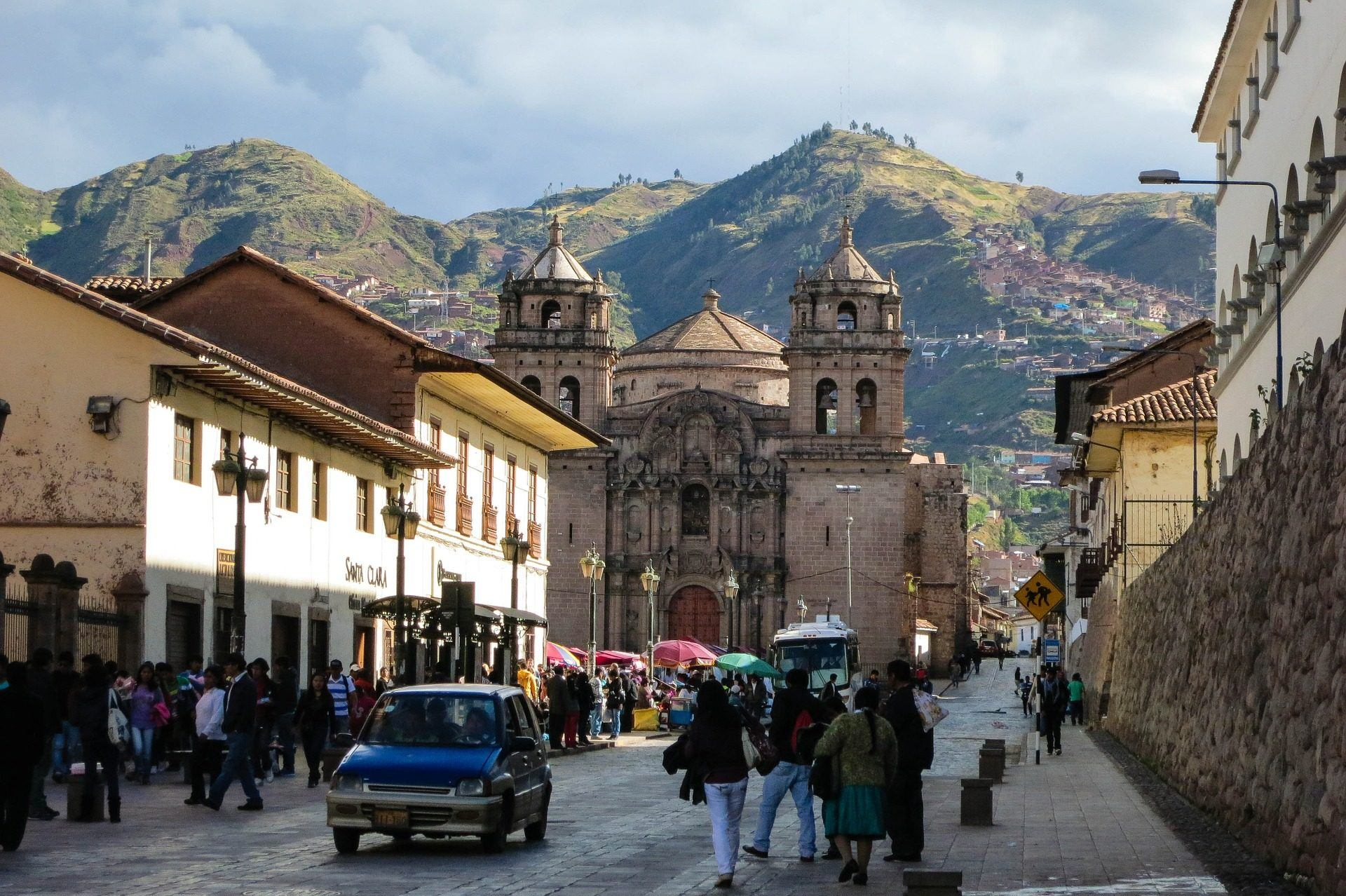 Cusco Peru City Guide Indie Travel Podcast