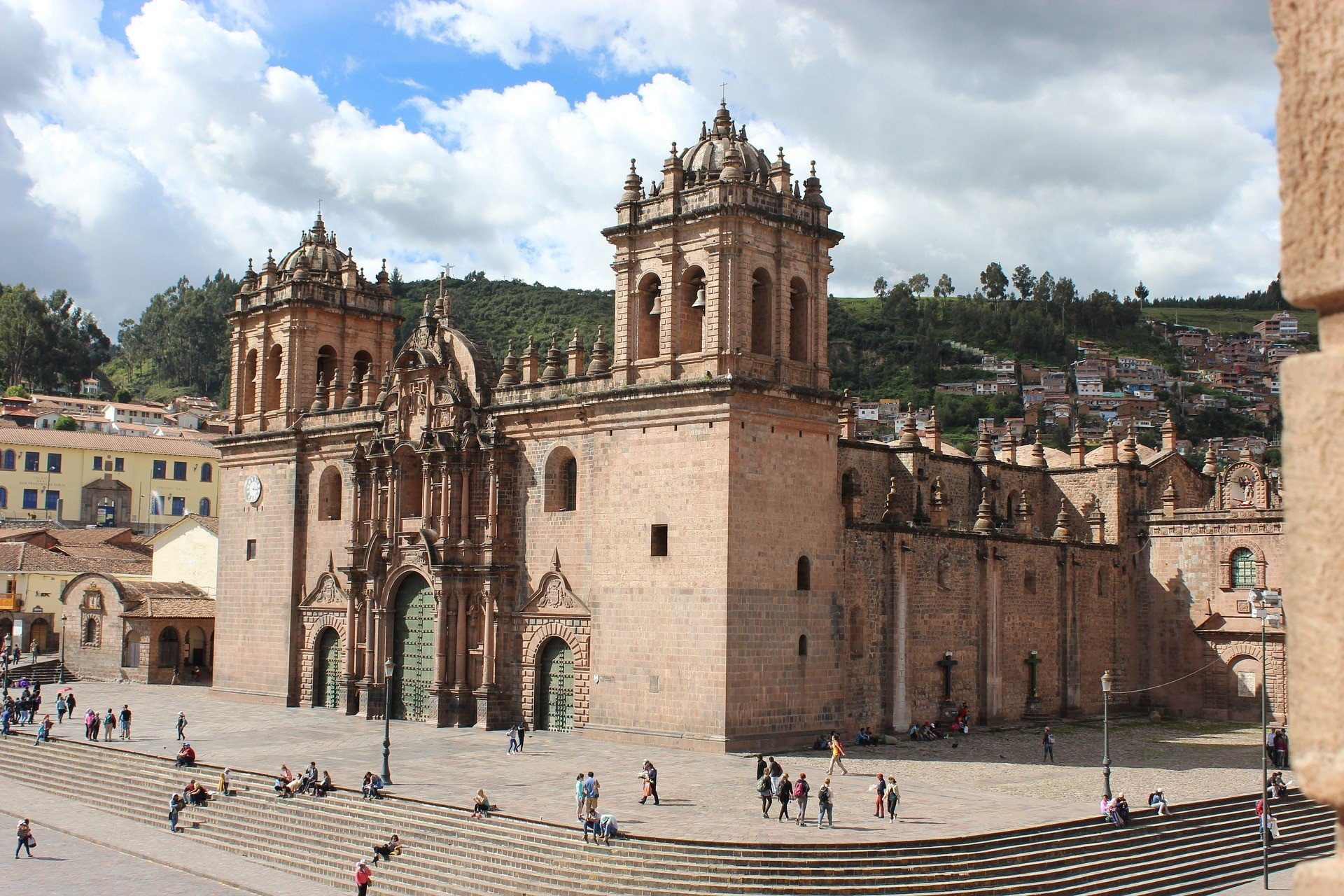 Cusco's architecture is worth checking out.
