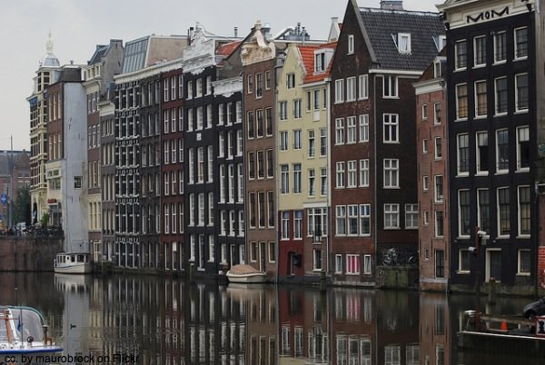 Amsterdam by maurobrock on Flickr