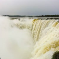 Argentinean side of the Iguazu Falls