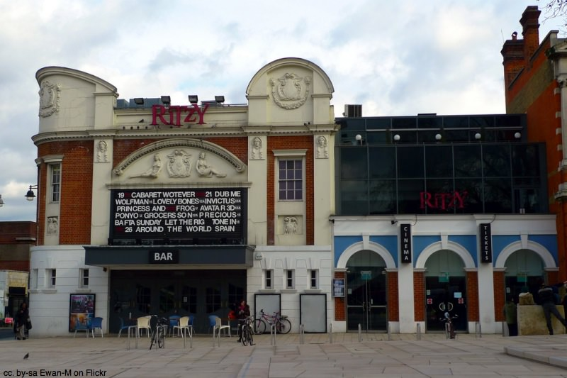 Brixton Ritzy London