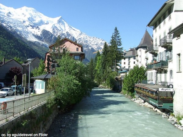 Chamonix, France by eguidetravel