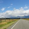 New Zealand road trip - Canterbury plains, South Island