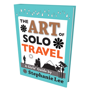 Girls Guide Solo Travel - solo women travel overseas