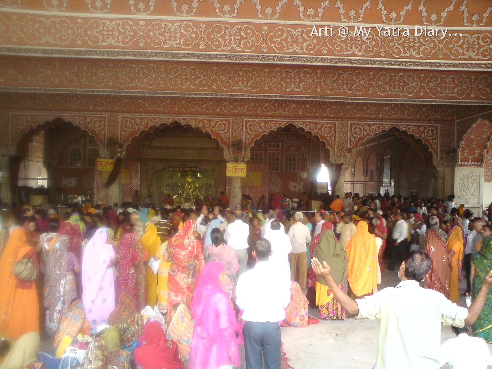Govind Deoji Temple, Jaipur