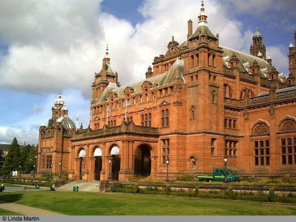 Kelvingrove, Glasgow, Scotland UK