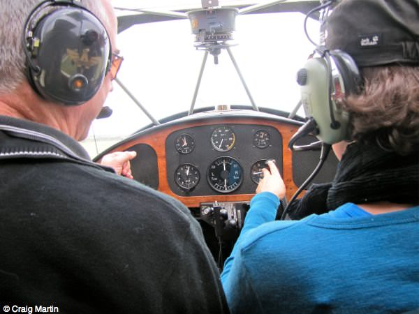 Mat and Linda in the Auster