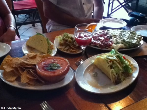 Mexican food in Glenelg South Australia