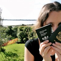 Linda and passports