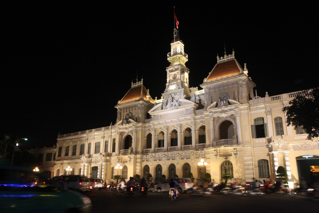 Saigon Vietnam - free audio travel guide